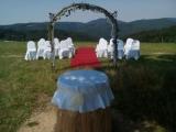 slavobrána, svatba