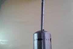 plynový zářič, pronájem Štefek