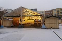 pártystan, vánoční trhy Zlín, pronájem Štefek